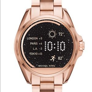 Michael Kors unisex smart watch